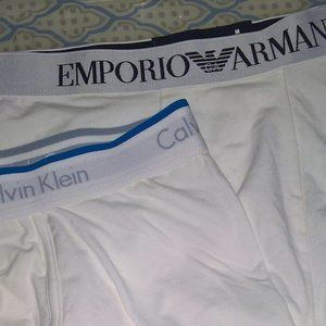 NWOT CK & EA Underwear for Thedirk8989